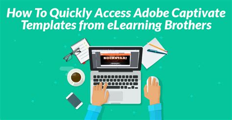 adobe captivate free templates how to quickly access captivate templates from elearning
