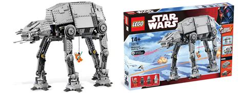 Star Wars Bedroom Set Motorized Walking Star Wars Lego At At The Green Head