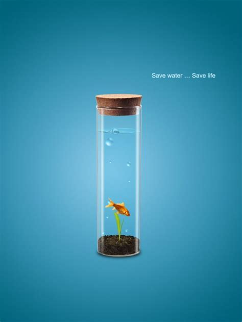 Kaos Save Earth From Pollution 23 best water advertising images on ads