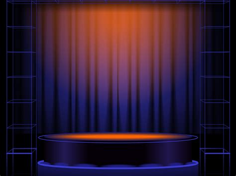 Abstract Curtain Powerpoint Templates Abstract Curtain Show Templates For Powerpoint