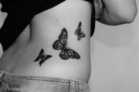 tattoo butterfly tatouage papillon tatouages pinterest