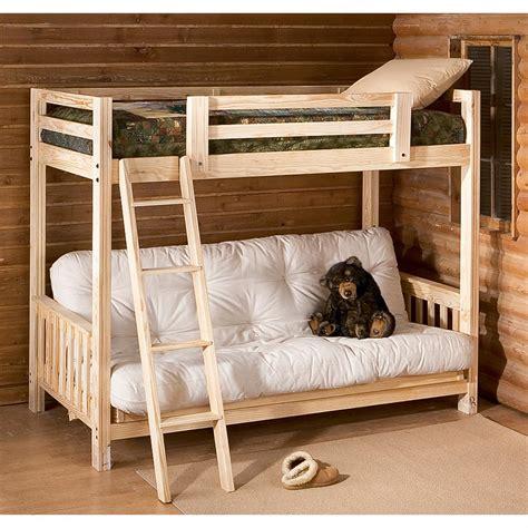 futon bunk bed  bedroom sets  sportsmans guide