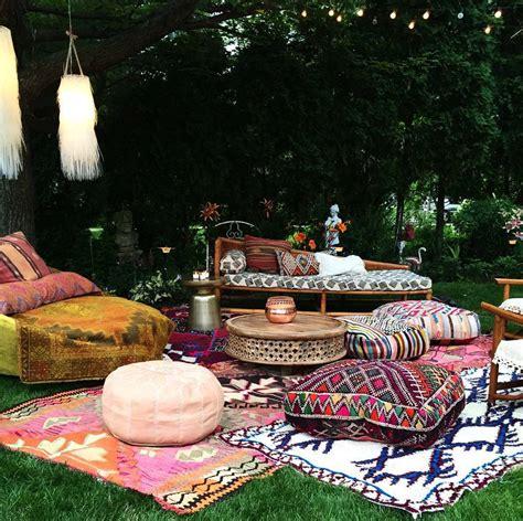 backyard wedding full movie 28 absolutely dreamy bohemian garden design ideas