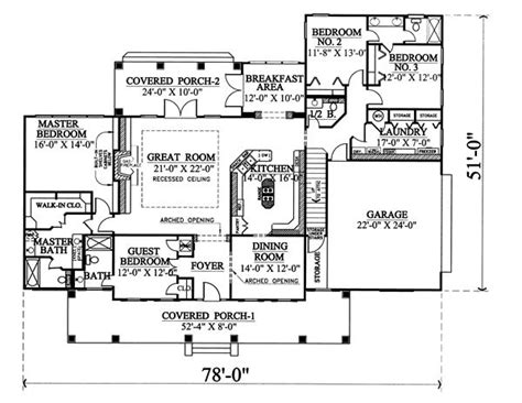 European Floor Plans the european 5676 4 bedrooms and 3 baths the house