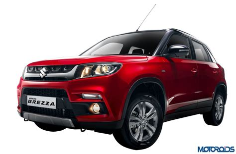 In Maruti Suzuki Maruti Suzuki Vitara Brezza Official Images 2