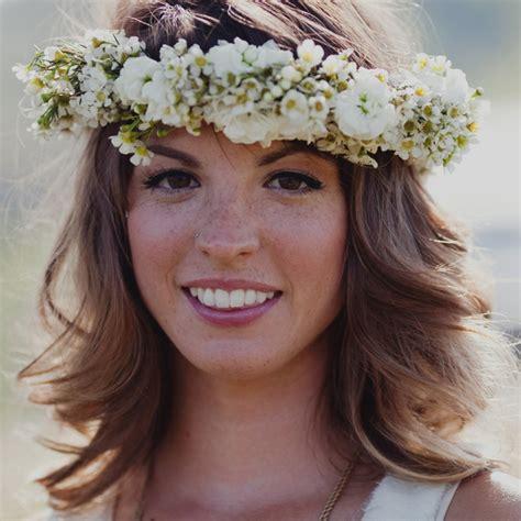 Wedding Hairstyles For Medium Length Hair With Flowers by 30 Wedding Hairstyles For Medium Hair
