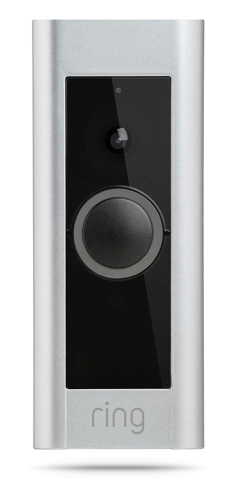 The Door Bell by Ring Doorbell Pro Zions Security Alarms Adt