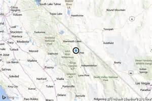 earthquake 3 2 quake strikes near dixon meadow creek