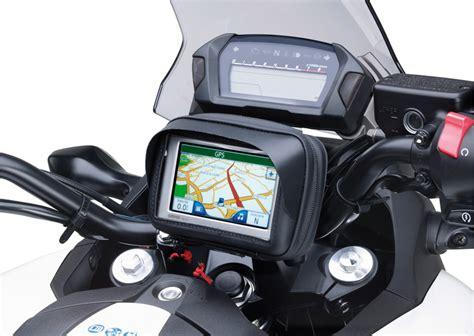 porta navigatore per moto porta smartphones gps givi s953 moto