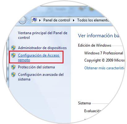 habilitar escritorio remoto windows 7 c 243 mo habilitar escritorio remoto en windows 10 8 7