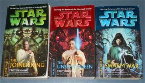 star wars the nest star wars dark nest trilogy books book novel novels lot series 3 paperbacks a