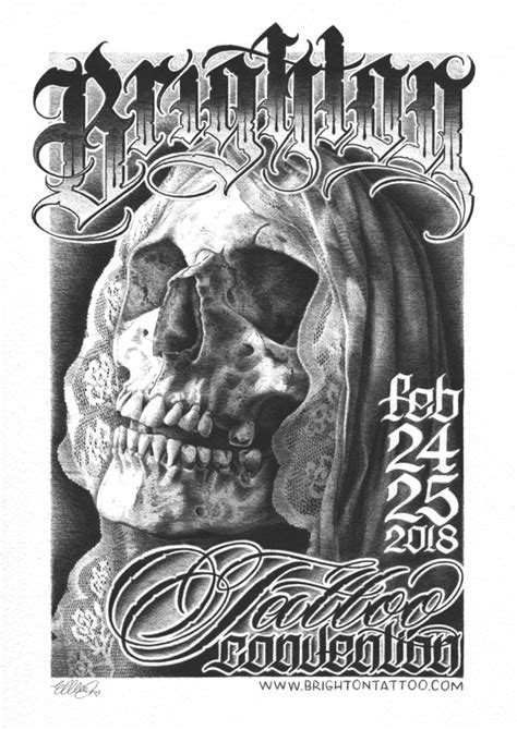 tattoo convention calendar brighton convention feb 24th 25th 2018