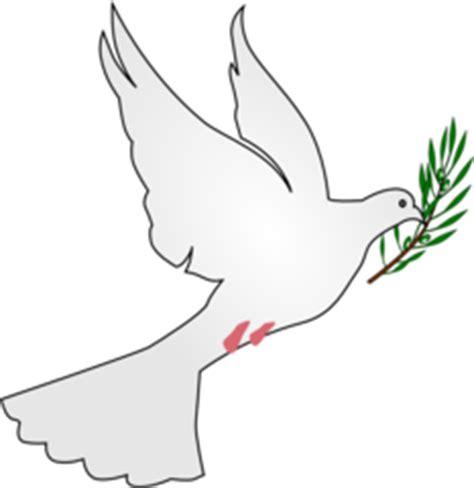 Twig Putih file peace dove svg png