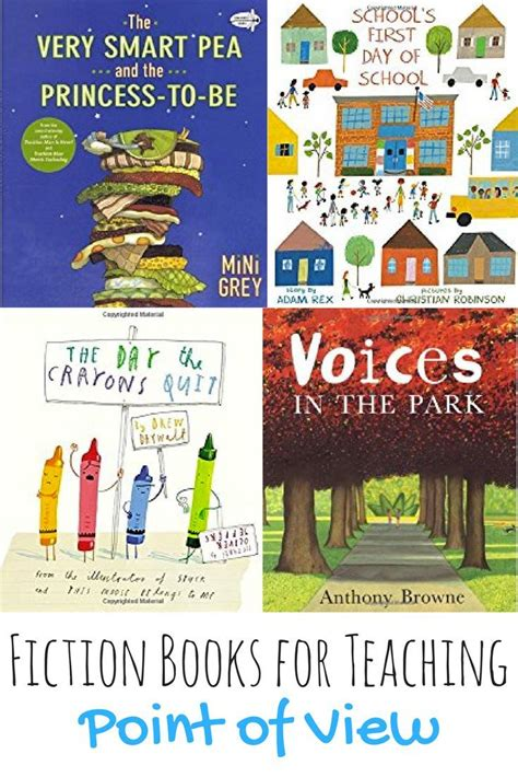 picture books to teach point of view 25 best ideas about 5th grade books on 4th