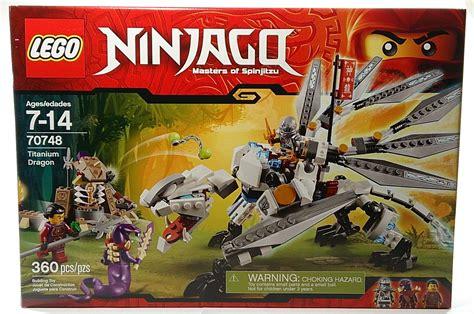 lego ninjago titanium review set 70748