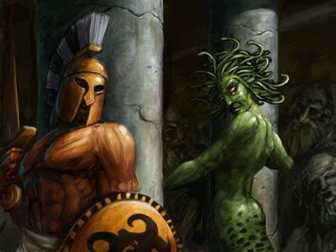 greek goddesses women in greek myths medusa