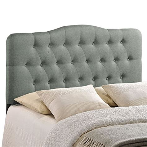 queen headboard sale lexmod annabel queen fabric headboard gray furnitures sale