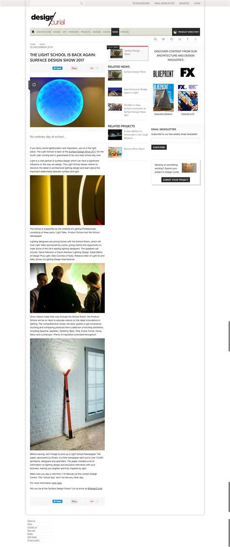 surface design journal website surface design show at treniq
