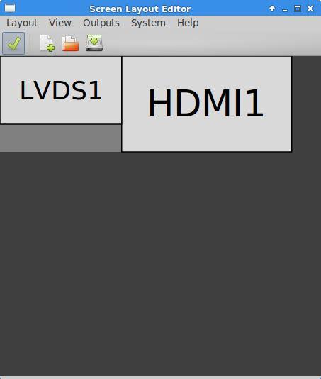 screen layout editor hp chromebook crouton xfce dual monitor arandr