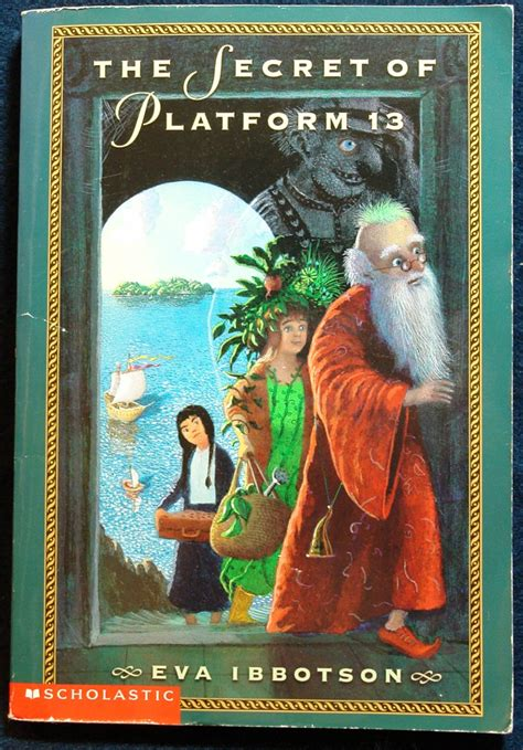 The Secret Of Platform 13 By schrodinger s bookshelf