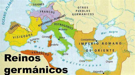 la formacion medieval de formaci 243 n de los reinos germ 225 nicos en la europa occidental historia medieval de europa youtube
