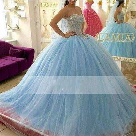 Bjg Blue Dress big gown prom dresses formal dresses