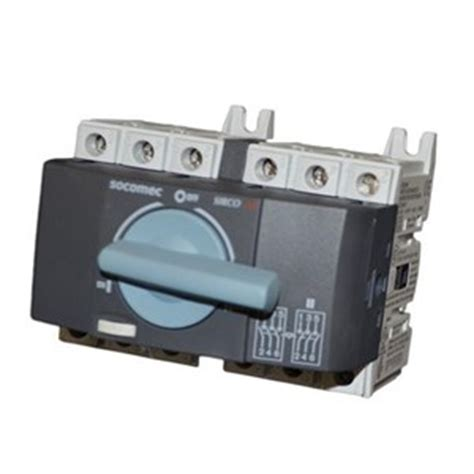 Saklar Cos jual socomec change switch cos como c 4p 100 a
