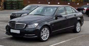 Mercedes C200 Cdi 2012 File Mercedes C 200 Cdi Blueefficiency Elegance W