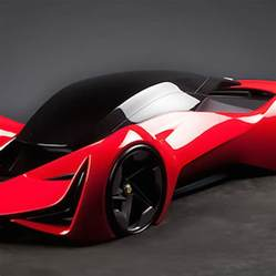 Future Ferraris 12 Concept Cars That Could Preview The Future Of
