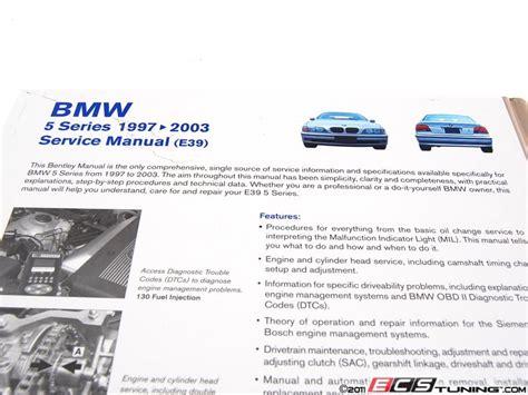 1997 Bmw 528i Service Manual
