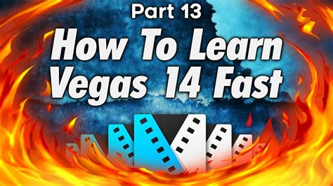 vegas pro 13 tutorial for beginners how to use sony vegas pro 14 for beginners part 13