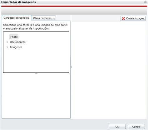seleccionar varias imagenes mac manual del programa hofmann para mac