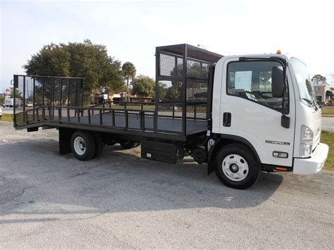 used landscape trucks isuzu npr landscape trucks for sale used trucks on