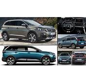 Peugeot 5008 2017  Pictures Information &amp Specs