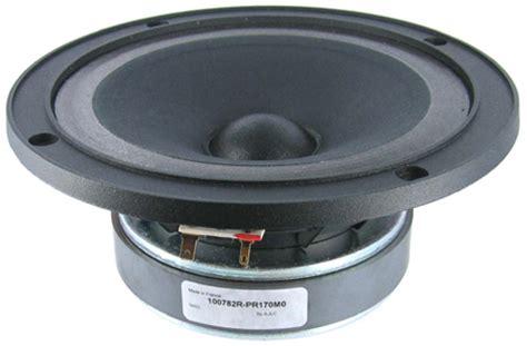 Speaker Woofer Audax 12 Inch Original audax pr170m0 6 5 quot midrange 100db