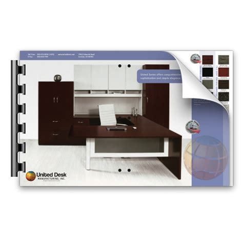 United Desk by Marketing Materials United Desk Manufactuing