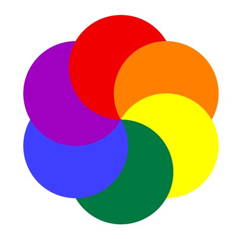 color o rainbow clipart images cliparts co