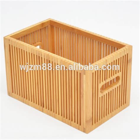 Bamboo Storage Organizer Box Organizer Serbaguna Limited bamboo bamboo storage box bin wood home storage organizers wholesale buy bamboo storage box