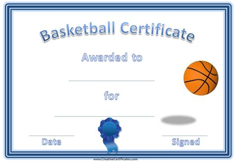 sports certificate template for ms word document hub 10 award certificate templates blank certificates