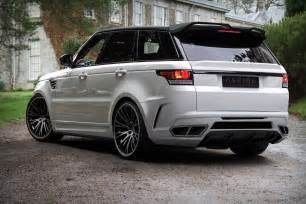 range rover sport by aspire design carz tuning