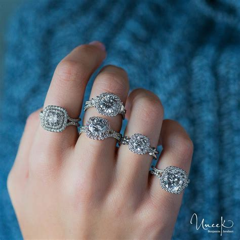 Popular Engagement Ring Styles in Miami / Buchwald Jewelers