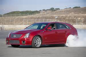 Cadillac Wagon Cts V 2011 Cadillac Cts V Wagon Drive Photo Gallery