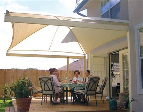 shade awnings for decks how to shade your deck or patio