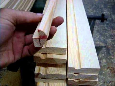 come fare una cornice in legno tutorial fresatrice da banco fai da te funnydog tv