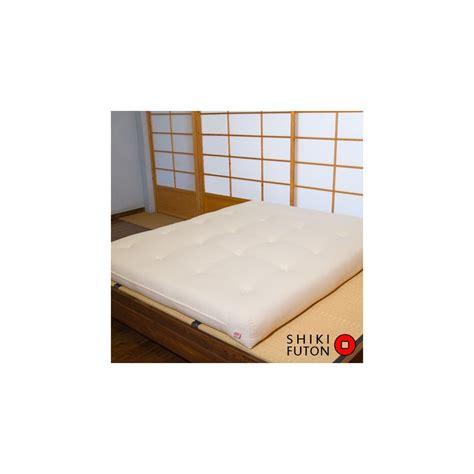 futon latex fut 243 n l 225 tex 15cm lana oeko tex shikifuton