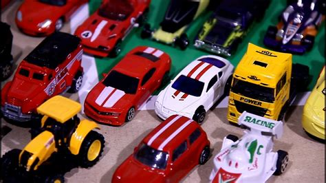 car toy for kids review 50 small toy cars for children police cars sports