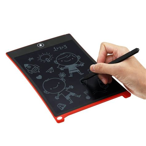 Computer Writing Tablet Reviews by Lcd Writing Tablet Drawing Board Gifts For Small Blackboard Board Paperless Office Writing