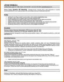 8 internship resume template lease template
