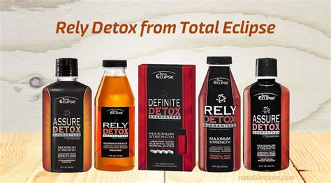 Best Otc Detox Drink by One Of The Most Detailed Reviews Of Rely Detox From Total