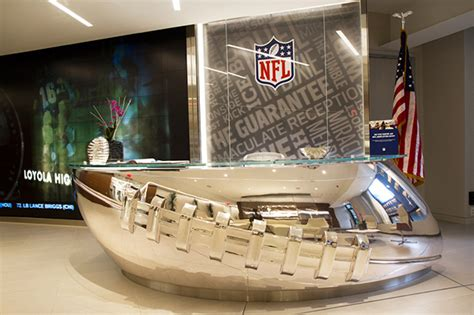 Nfl Offices by Nfl Headquarters On Behance